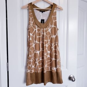 NWT Express Animal Print Dress